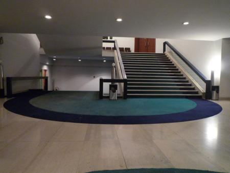 BNP Interior stairs