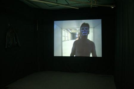 Video installation VISIT