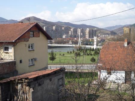 Zenica chinese wall
