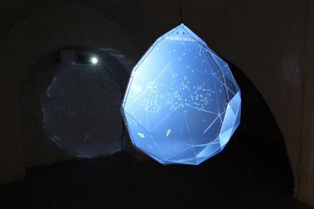 fishbag, Gallery Peithner-Lichtenfels Contemporary, 2012 Corinne Studer